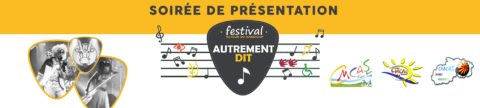Inscription Festival Autrement Dit