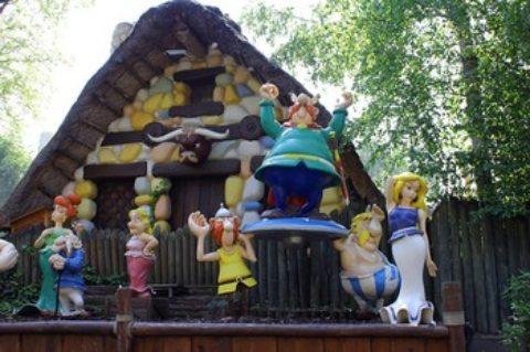Sortie familiale au Parc Astérix