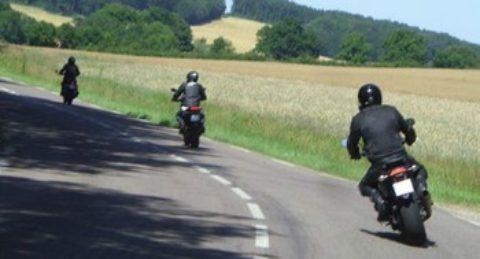 Sortie moto à Chinon