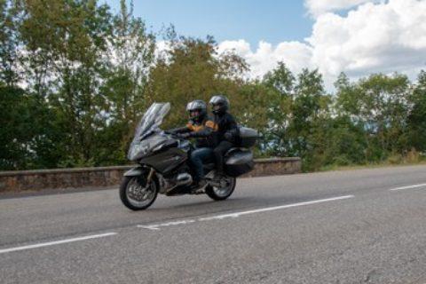 Sortie moto en Haute-Loire