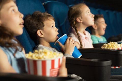 Sortie libre au Cinéma !